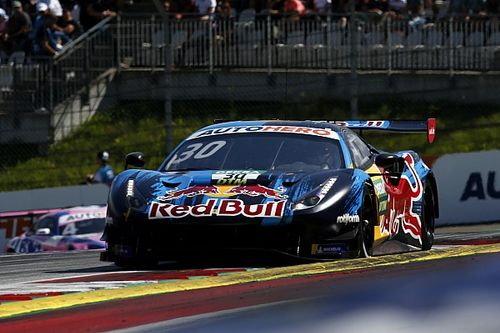 Red Bull Ring DTM: Lawson fends off Wittmann for double victory