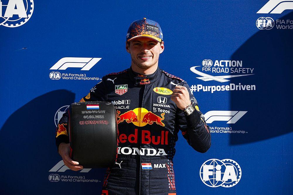 Pole Position F1 GP Belanda Impian Max Verstappen