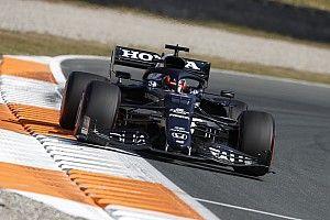 角田裕毅、F1オランダGP初日午前はPUトラブルに見舞われるも「マシンには自信が持てている」