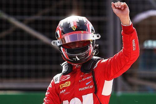 F3: Leclerc segura Sargeant e vence corrida 1 em Zandvoort; Collet é 5º