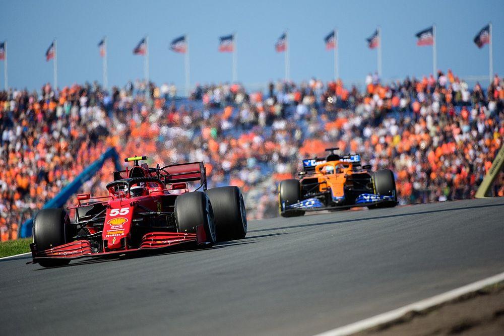 "Sainz: ""Mercedes ve Red Bull hâlâ Ferrari'nin önünde"""