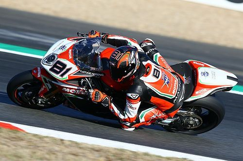 "Torres released by MV Agusta ""to fully focus on MotoGP"""
