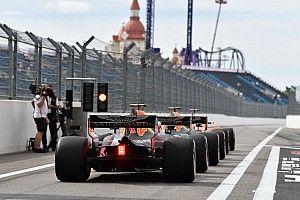 Alonso dan duo Red Bull-Toro Rosso start paling belakang