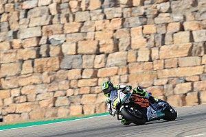 Crutchlow rapste in derde training GP Aragon, Yamaha's naar Q1