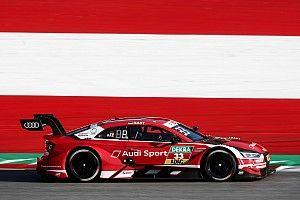 Durch Teamwork zum Sieg: Rast bedankt sich bei seinen Audi-Kollegen