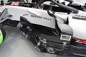 GALERÍA TÉCNICA: últimas actualizaciones de F1, directamente desde los garajes