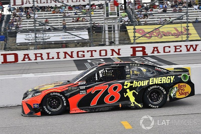 """Martin Truex Jr. on pit road issues: """"We have to clean it up"""""""