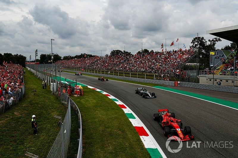 Galería: así fue el Gran Premio de Italia