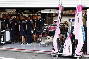 Force India переименовали в Racing Point Force India