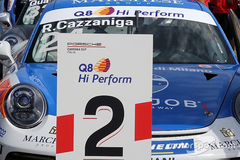 Carrera Cup Italia, Vallelunga: doppio show, doppia diretta Italia 2