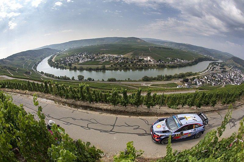 WRC Rallye Deutschland 2019: Der Freitag im Live-Ticker!