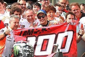 Stats - Le chemin parcouru par Márquez en 100 GP MotoGP