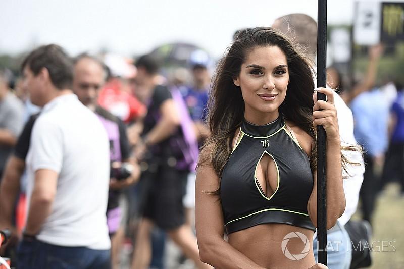 Грид-герлз уик-энда: самые красивые девушки Гран При Чехии