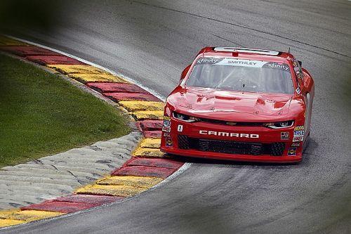 "JD Motorsports shuffles lineup for Darlington, adds ""throwback"" driver"