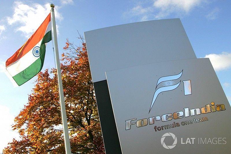 Force India planea construir una nueva fábrica