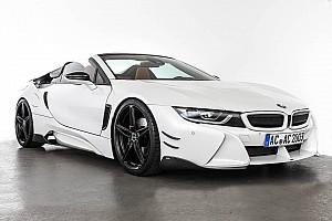 El BMW i8 será historia a partir de abril