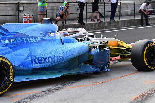 Williams: É difícil definir metas com novas regras em 2019