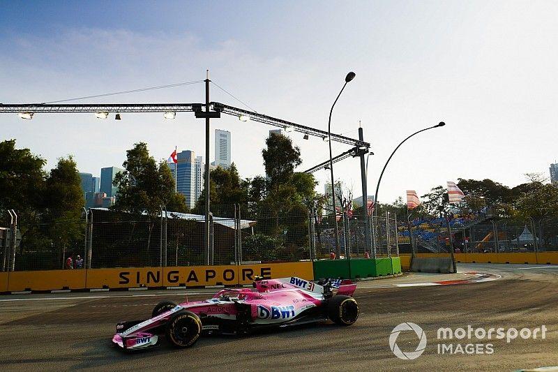 El cambio de nombre de Force India lo salvó de una multa de 85.000 euros