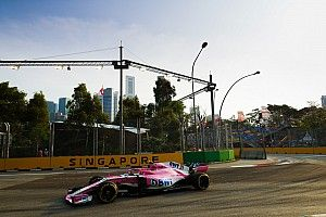 Force India elude una multa de 85.000 euros generada por el equipo original