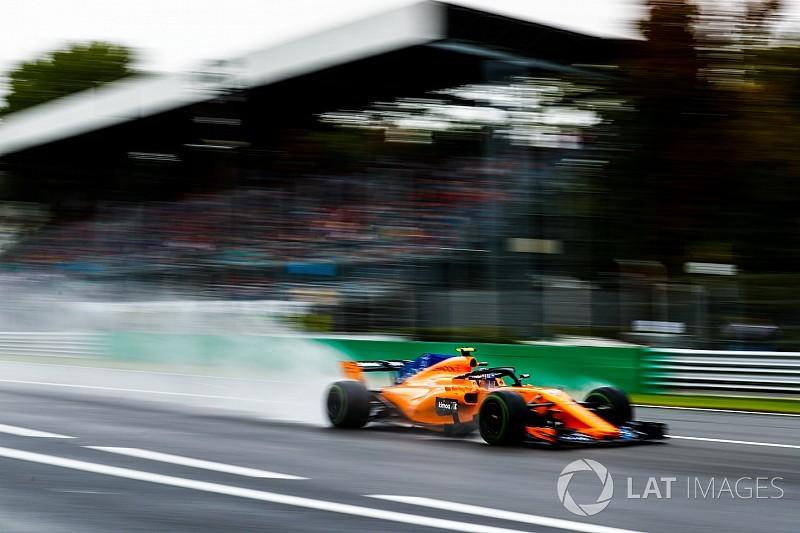 Olasz Nagydíj: képek az első F1-es szabadedzésről