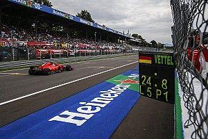 Онлайн. Гран При Италии: квалификация