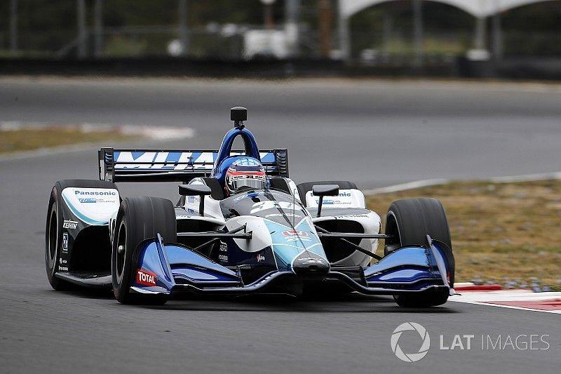 Takuma Sato gewinnt wildes IndyCar-Comeback in Portland
