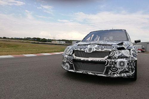 Skoda Fabia siap ramaikan World RX musim depan