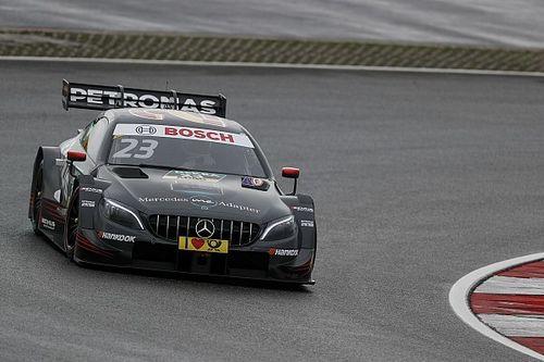 DTM Spielberg 2018: Juncadella gewinnt Qualifying nach Regen-Unterbrechung