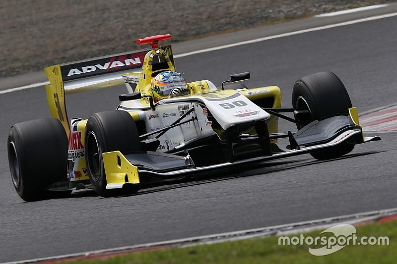 千代勝正、ドライの金曜日に2番手タイム「クルマの理解度が深まってきた」