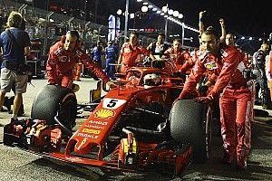 """Häkkinen: """"Ferrari devrait être en tête"""" mais a commis """"trop d'erreurs"""""""