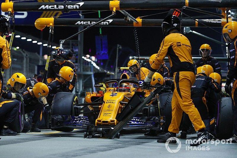 McLaren zinspeelt op agressieve 'Monza-setup' voor Rusland