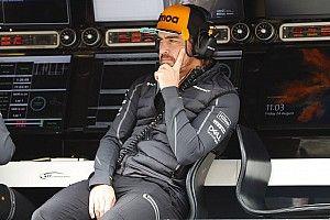 """Alonso: """"Hay vídeos de prueba, Horner se delata solo"""""""