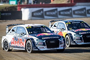 Ekstrom's team pulls out of World Rallycross