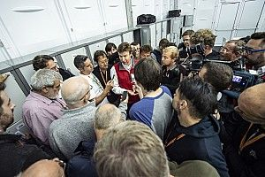 Silverstone s'excuse, mais défend son asphalte contre les critiques