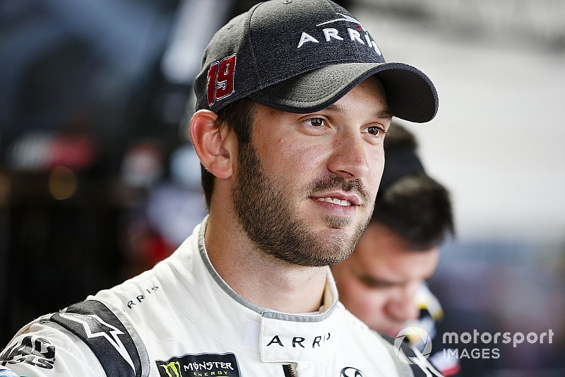 """Everything"" has changed for Daniel Suarez in 2019"