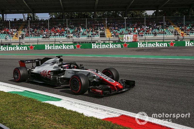 Haas cree que tiene un 50% de chance de ganar su apelación de Monza