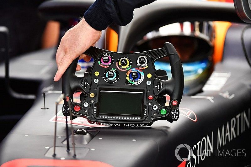 Formel-1-Technik: Detailfotos beim GP Belgien in Spa