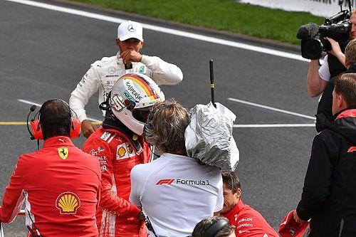 """Hamilton sa sfruttare tutti gli imprevisti: """"Ma la Ferrari in gara sarà la favorita"""""""