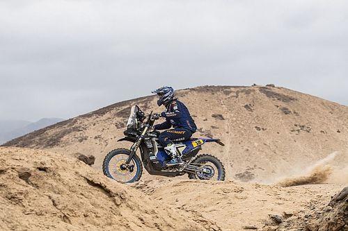 Dakar Stage 3: De Soultrait unggul, Barreda tersingkir