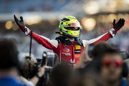 米克·舒马赫摘下F3欧锦赛年度冠军