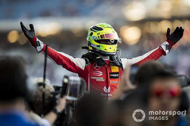 La carrière de Mick Schumacher en photos