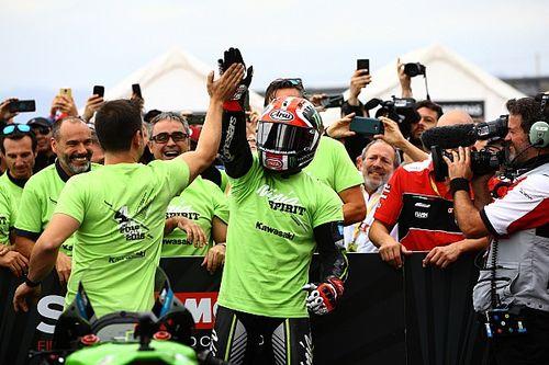 Kawasaki conquista il titolo costruttori per il quarto anno consecutivo