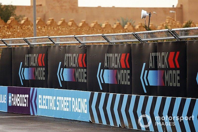 Los pilotos de Fórmula E esperan más adelantamientos en Marrakech con el 'modo ataque'