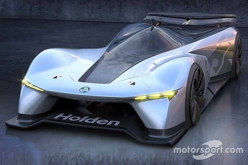 Holden unveils wild 1340-horsepower Bathurst concept