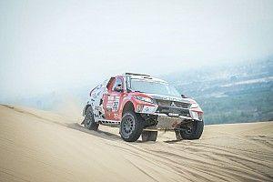 Cristina Gutiérrez, un tercer Dakar acariciando el top 25