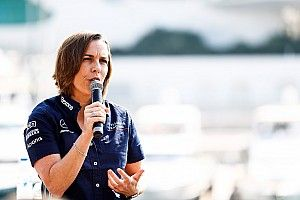 Williams: não precisamos esperar até 2021 para crescer