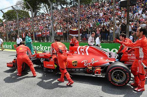 A Vettel-ügy ellenére sem változtat az FIA a mérlegelés szabályain