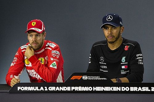 Egymás mellett Hamilton és Vettel Q3-as köre: ennyivel kapott ki a Ferrari