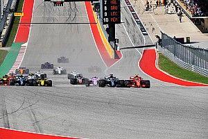 Így rajtolta le Räikkönen Hamiltont az Amerikai Nagydíjon