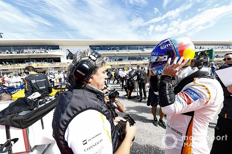 """Alonso: """"Quero esquecer Austin o mais rápido possível"""""""